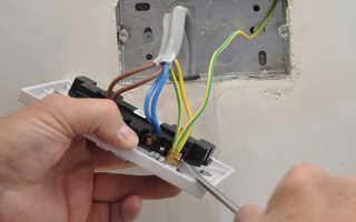 Как правильно подключить электрическую розетку