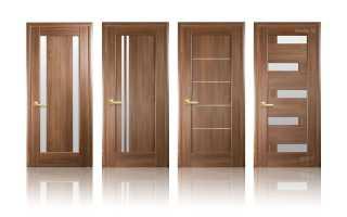 Из какого материала межкомнатные двери лучше