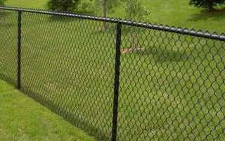 Забор на дачном участке по закону