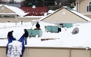 Расчет снеговой нагрузки на плоскую крышу