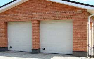 Сколько кирпича нужно на гараж