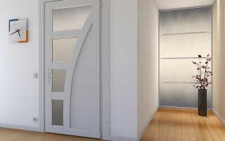 Двери межкомнатные из ПВХ