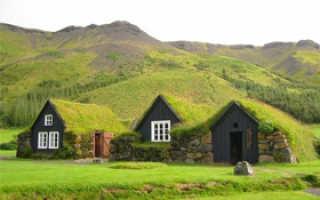 Двухскатные крыши частных домов