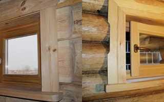 Какие окна для бани выбрать
