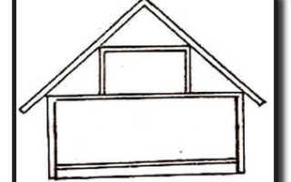 Делаем мансардную крышу в доме самостоятельно