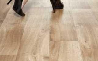 Подложка на деревянный пол под линолеум