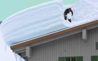Минимальный угол наклона крыши для профнастила