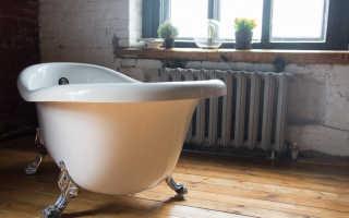 Как ванну покрыть акрилом