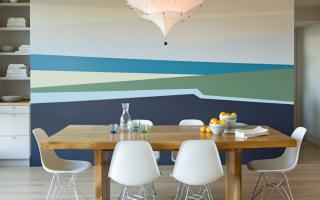 Как выбрать цвет краски для стен на кухне