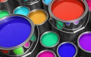 Как выбрать масляную краску для стен
