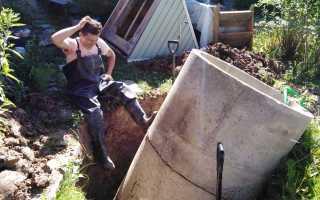 Очистка и ремонт колодцев