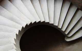 Опалубка для лестницы из бетона