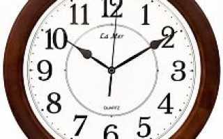 Часы настенные большие для гостиной
