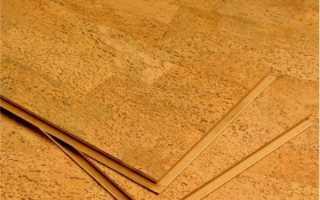 Пробковый ламинат: плюсы и минусы, особенности укладки