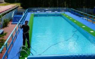 Бассейн на даче: полезные советы по уходу